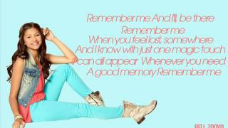 Zendaya Remember Me Lyrics.mp3