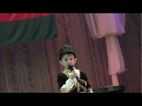 Мальчик из карабаха(Кзымов Магомед Васиб оглы).mp4