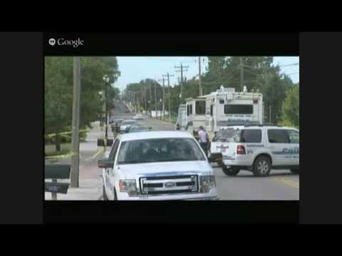 West Valley Homicide Scene
