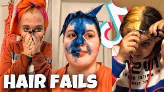 Hair Fails/Wins TikTok Compilation