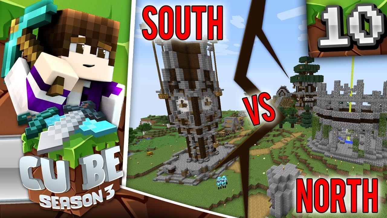 Civil war north and south