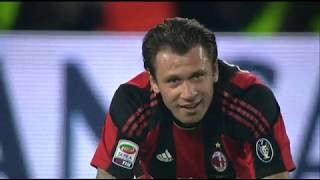 JUVE-MILAN 0-1 05/03/11 MILANHIGHLIGHTS TV