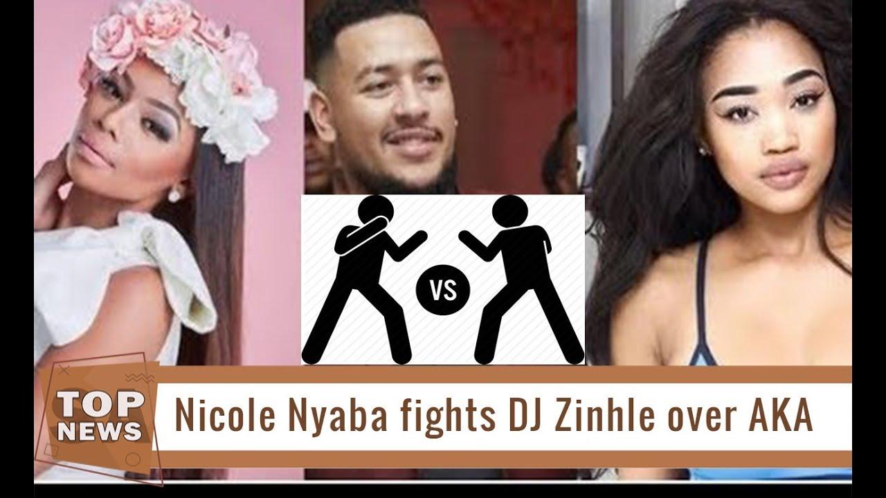 Image result for nicole nyaba aka and dj zinhle