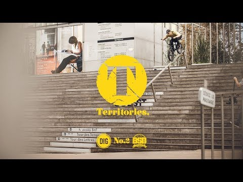 Territories No.2 - Paris - DIG BMX X BSD