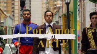 """Trailer Cortometraje """"Por Amor al Arte"""".mp4"""