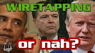 Comey Hearing: Obama Wiretap Claims Come Up Empty, but Did They???