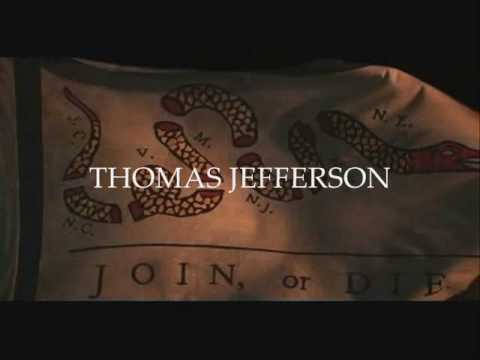 Thomas Jefferson Mock Movie Trailer