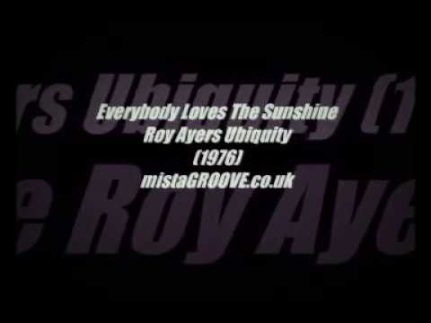 Sunday Sample Butter} Roy Ayers - 'Everybody Loves The Sunshine ...
