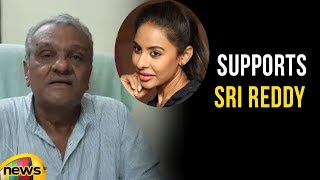 CPI Leader Narayana Supports Sri Reddy And Also Remedies on casting Couch | Mango News