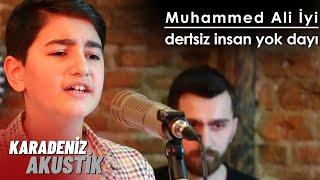 Muhammed Ali İyi - Dertsiz İnsan Yok Dayı (KaradenizAkustik)