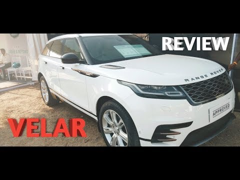 Range Rover Velar P250 SE REVIEW