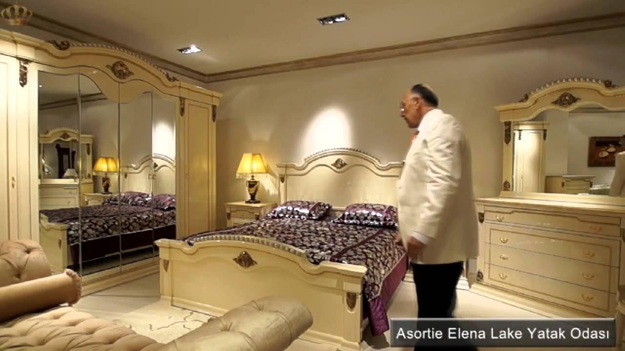 Klasik Yatak Odasi Takimlari Asortie Mobilya