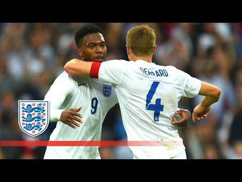 England's top 5 new Wembley goals (Sturridge, Gerrard, Alli, Townsend & Vardy) | Top Five