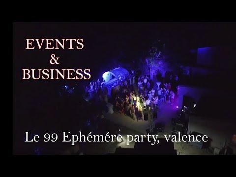 le 99 Éphémère Party - valence - juin 2017