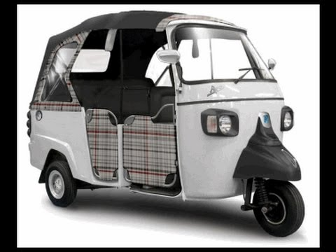 the new limited edition piaggio ape calessino. Black Bedroom Furniture Sets. Home Design Ideas
