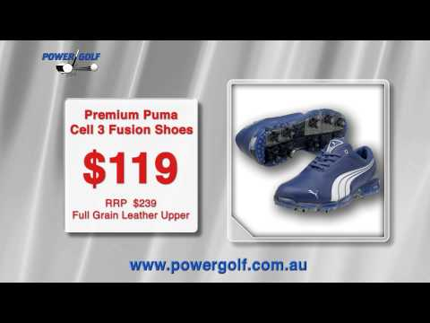 Power Golf TVC - Power Golf now available Australia-wide