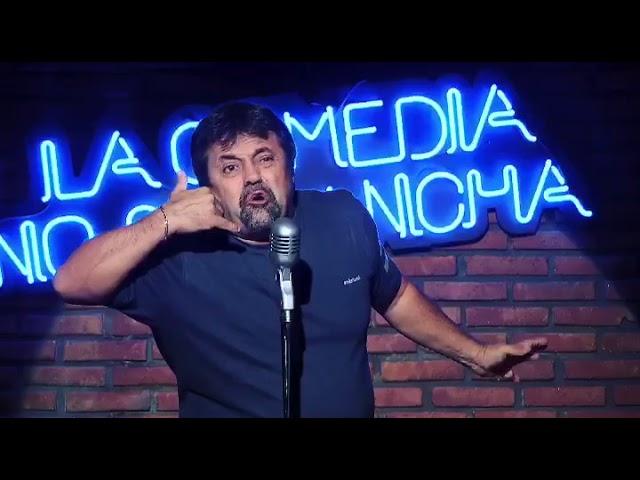 La comedia no se mancha