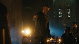 Gally interrogates Teresa [The Death Cure]