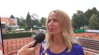 Ředitelka Eva Nováková o turnaji Futures v Pardubicích