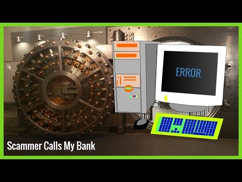 Scammer Tells My Bank To Approve Charges