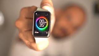 O Huawei Watch Fit é uma máquina! ⌚ [1º EM PORTUGUÊS!]