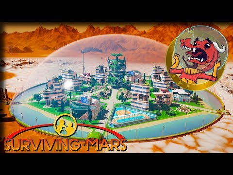 Paradise on Mars – Surviving Mars Gameplay – Let's Play Part 16