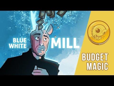 Budget Magic: $96 (22 tix) UW Mill (Standard)