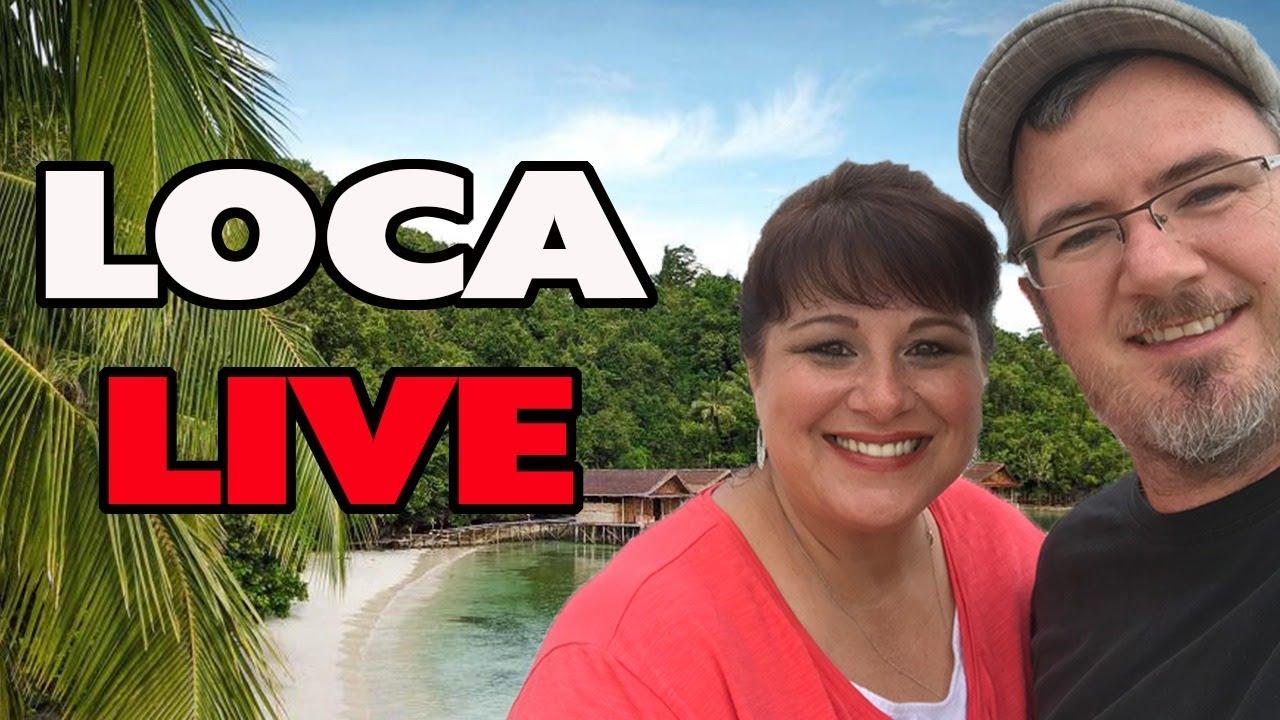 Sunday Cruise Talk - LOCA LIVE