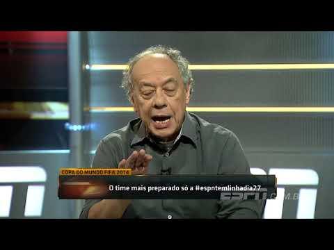 José Trajano - Linha De Passe 08/07/14 - Brasil 1 x 7 Alemanha