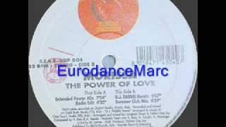 EURODANCE: Morissa - The Power Of Love (Extended Power Mix)