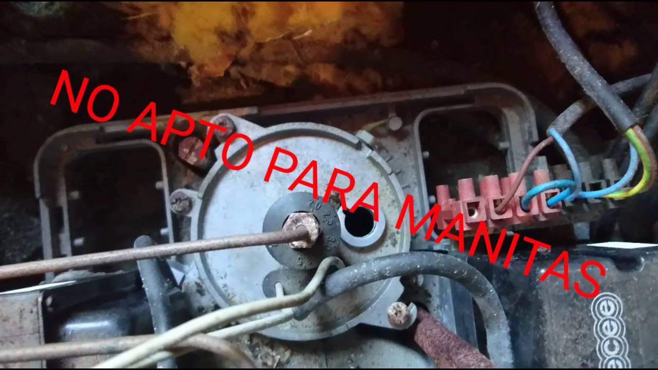 Explosi n en caldera de gasoil doovi - Caldera de gasoil ...