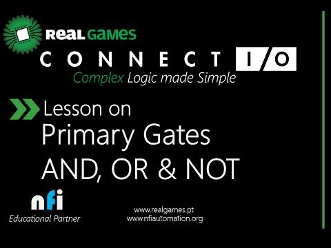 Connect IO Lesson 3 Understanding Primary Gate Functions