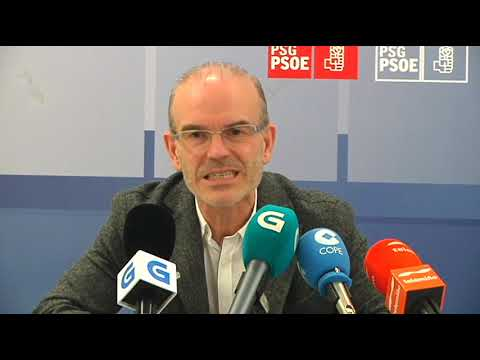 Pachi Vázquez abandona el PSOE 7 12 18