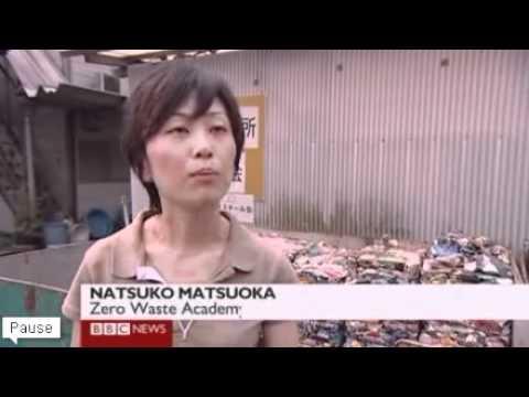 Zero Waste Village = Kamikatsu, Japan