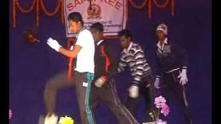 Sai college Ambikapur surguja (c.g.) GROUP DANCE BY ARVIND.mpg