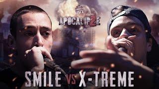 Liga Knock Out / EarBox Apresentam: Smile vs X-Treme (Apocalipse 2)