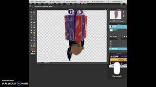 Comment faire un dessin animé ROBLOX / Caractère / icône modifier