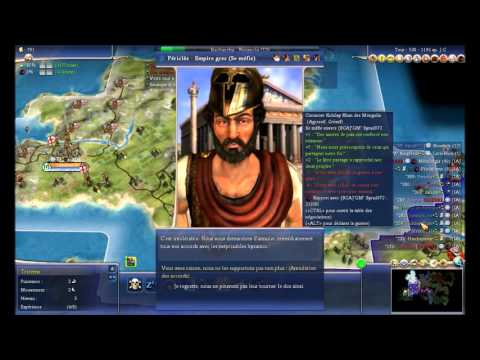 Le Brasier de L'Europe Episode 9 (Civilization IV Coop)