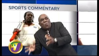 TVJ Sports Commentary: Chris Gayle - August 12 2019