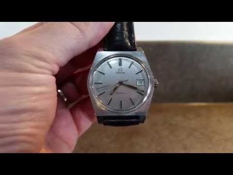 1972 Omega geneve vintage watch calibre 613