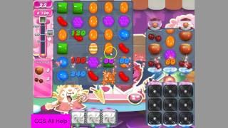 Candy Crush Saga Level 1184 NO BOOSTERS