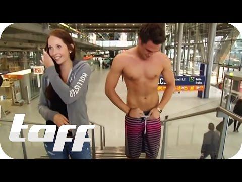Kofferbingo #3: Kohle am Flughafen gewinnen | taff