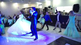 Свадебный танец 2017 (Дмитрий и Оксана Тарасовы)