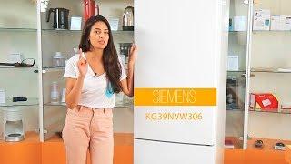 SIEMENS KG39NVW306 - Обзор Высокотехнологичного Холодильника | Palladium.ua