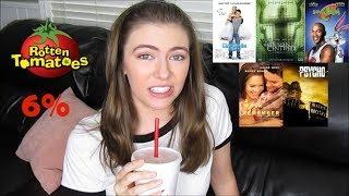 Reacting to Rotten Tomatoes Scores of My Favorite Movies