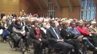 Le Maire d'Avallon présente ses voeux pour 2016