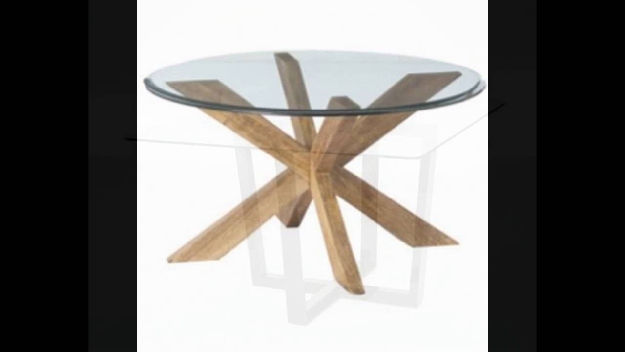 table bases for glass tops