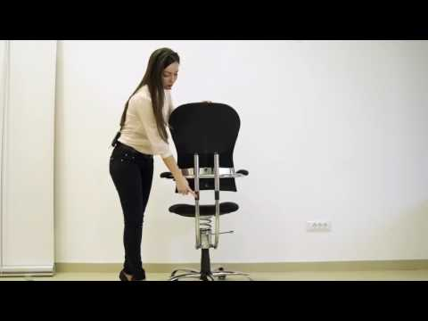 Review on SpinaliS Spider Series Chair for Stronger Core Muscles
