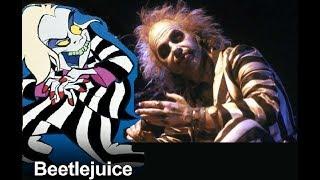 Beetlejuice - la historieta sigue la película