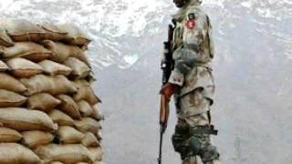 Pakistan Army 2016 new pashto Song